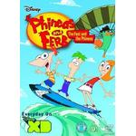 DVD-filmer Phineas & Ferb: The Fast & The Phineas [DVD]